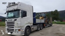 Scania R560 - SOON EXPECTED - DOUBLE BOOGIE RETARDER EURO 5 tractor unit