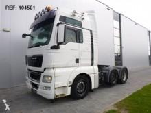 MAN TGX26.440 PUSHER XXL EURO 5 tractor unit