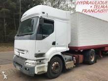 Renault Premium 385 - HYDRAULIQUE - TELMA - de la FRANCE tractor unit