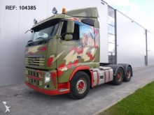 Volvo FH540 HUB REDUCTION RETARDER HYDRAULICS tractor unit