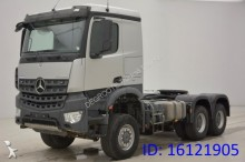 Mercedes Arocs 3345AS - 6X6 tractor unit