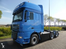 DAF XF 105.460 MANUAL TOP CONDITION tractor unit