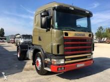 Scania 114L 380 tractor unit