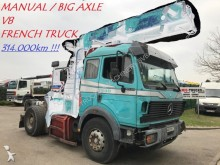Mercedes SK 1948 - V8 - MANUAL / BIG AXLE - HUB REDUCTION tractor unit