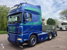 DAF XF 105 460 6x2 hydraulic manual EURO5 tractor unit