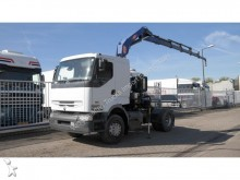 Renault Premium 370 DCI WITH PM 16 CRANE tractor unit