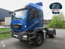 MAN TGS 18.400 4X4H BLS: TopUsed Berlin (Euro5 ZV) tractor unit