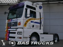 MAN TGA 18.480 XXL 4X2 Intarder Standklima Euro 5 tractor unit