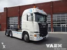 Scania G490 LA6x4HNA Euro 6 LOW Kilometer tractor unit