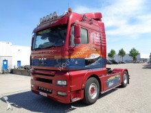 MAN TGA 18.350, Euro 3, FULL OPTIONS, Belgium truck, tractor unit