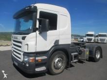 Scania P 420 tractor unit