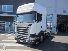 new Scania tractor unit