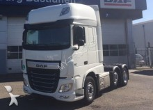 DAF XF106.460 SSC E6 6x2 Automaat / Leasing tractor unit