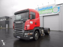 Scania R420 - manual tractor unit