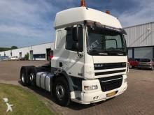 DAF CF 85 410 6X2 EURO 5 tractor unit