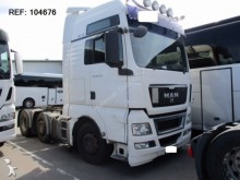 MAN TGX26.440 - SOON EXPECTED - PUSHER XXL tractor unit
