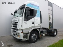 Iveco STRALIS 420 TRACTOR UNIT EURO 5 EEV tractor unit