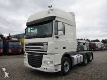 DAF XF105/510 6x2 SSC Super Space Cab tractor unit