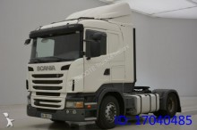 Scania R420 tractor unit