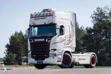 Scania R520 Streamline White Griffin / Leasing tractor unit