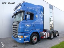Scania R480 DOUBLE BOOGIE tractor unit