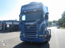 Scania R500 (MANUEL GEARBOX - AIRCO - RETARDER) tractor unit