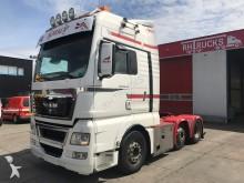 MAN TGX 26-480 EURO 5 KM579510 tractor unit