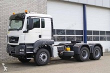 MAN TGS 33 480 BBS-WW AUT (6 units) tractor unit