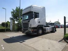 Scania R380 topline ad blue ! manual tractor unit