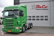 Scania R 420 HL 6x2/4 - ONLY 297 TKM - GOOD CONDITION!! tractor unit