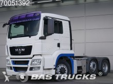 MAN TGS 26.480 L 6X4 Manual Hydraulik Lift+Lenkachse tractor unit