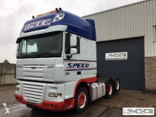 DAF XF105.510 6x2 10 Tires - Manual - Hydraulics - T tractor unit
