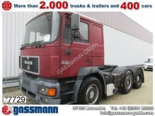 MAN T38 / 26.463 6x2 / 6x2 Autom./Standheizung/NSW tractor unit