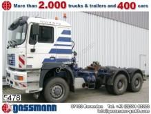 MAN 27.414 6x6, Kipphydraulik Sitzhzg./Tempomat tractor unit