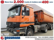 Mercedes Actros / 2040AS 4x4 / 4x4 Sitzhzg./Klima tractor unit
