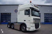 DAF XF105-510 SSC Manual Retarder 6x2/4 2012 tractor unit