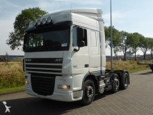 DAF XF 105.510 6X2 FTG MANUAL tractor unit