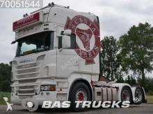 Scania E R620 6X2 Rtardr V8 ADR Liftachs Xnon Ldr tractor unit