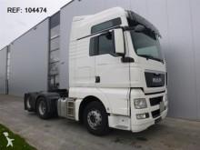 MAN TGX28.480 XXL RETARDER EURO 5 tractor unit