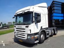 Scania P360 Highline / 6x2 / NL / Euro 5 / 561.000 KM tractor unit