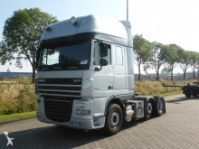 DAF XF 105.460 6X2 FTG SSC MANUAL tractor unit