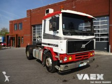 Volvo F12 FULL STEEL SUSPENSION ORIGINAL KM!! tractor unit