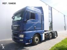 MAN TGX26.440 MANUAL XL PUSHER EURO 5 tractor unit