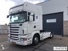 Scania R500 V8 - 2 tanks - Retarder - Steel/Air tractor unit