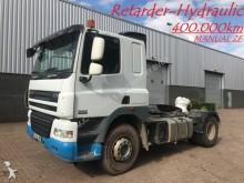 DAF CF85.410 MANUAL - RETARDER - HYDRAULICS - NICE T tractor unit