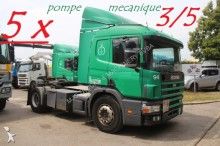Scania P 124L-360 - MANUAL GRS-900 3+3 - OME MECANIQU tractor unit