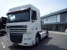 DAF FT XF 105 410 SPACE CAB ADR tractor unit