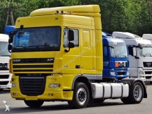 DAF XF 105.460 / RETARDER / MANUAL / EURO 5 / MEGA tractor unit