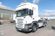Scania R560 6X4 tractor unit