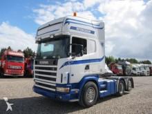 Scania 124/420 6x2 Topline tractor unit
